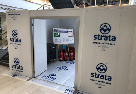Strata Start on Latest Project in Kings Hill