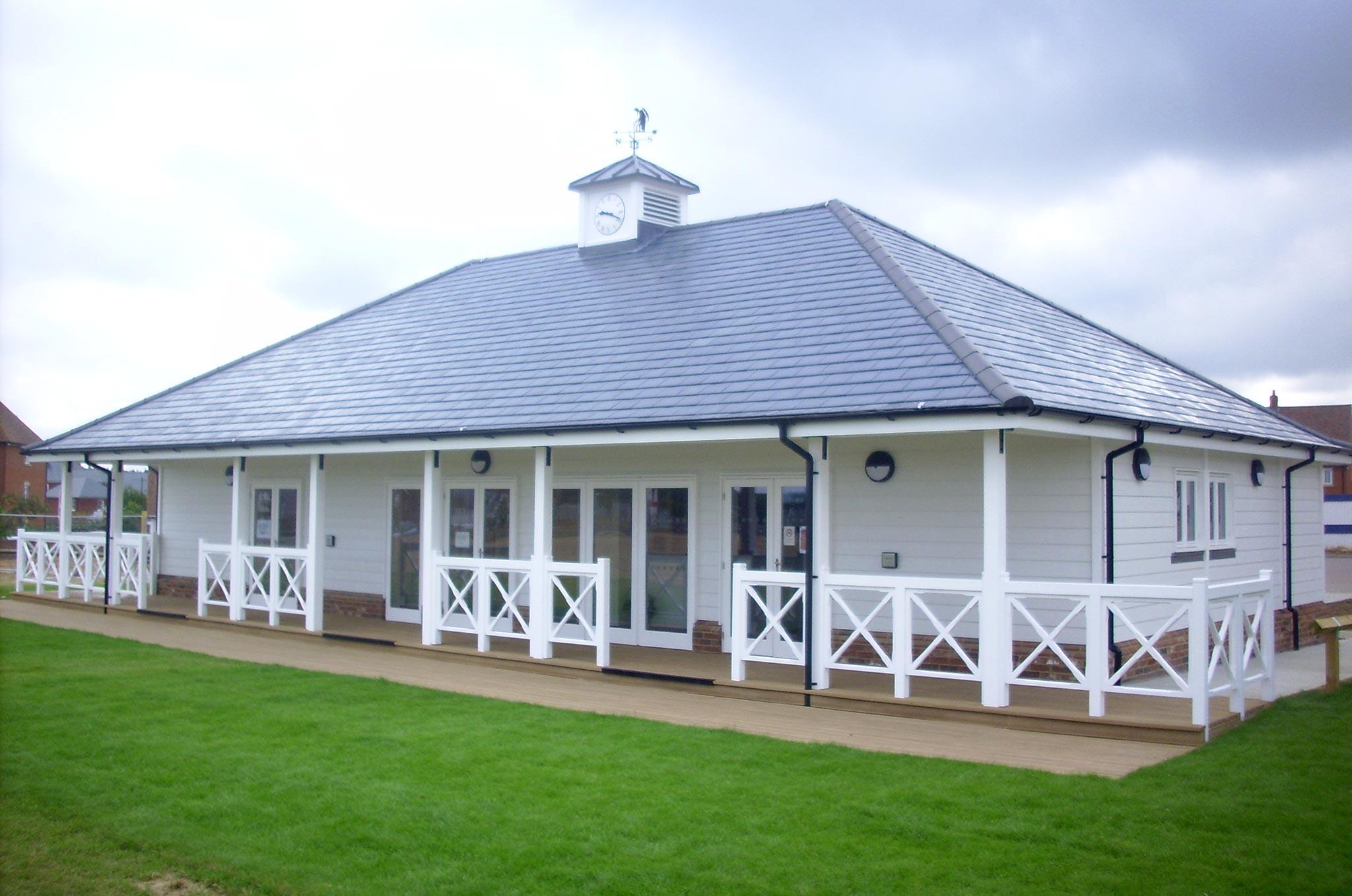 Cricket Pavilion Kings Hill Strata Construction Group Ltd