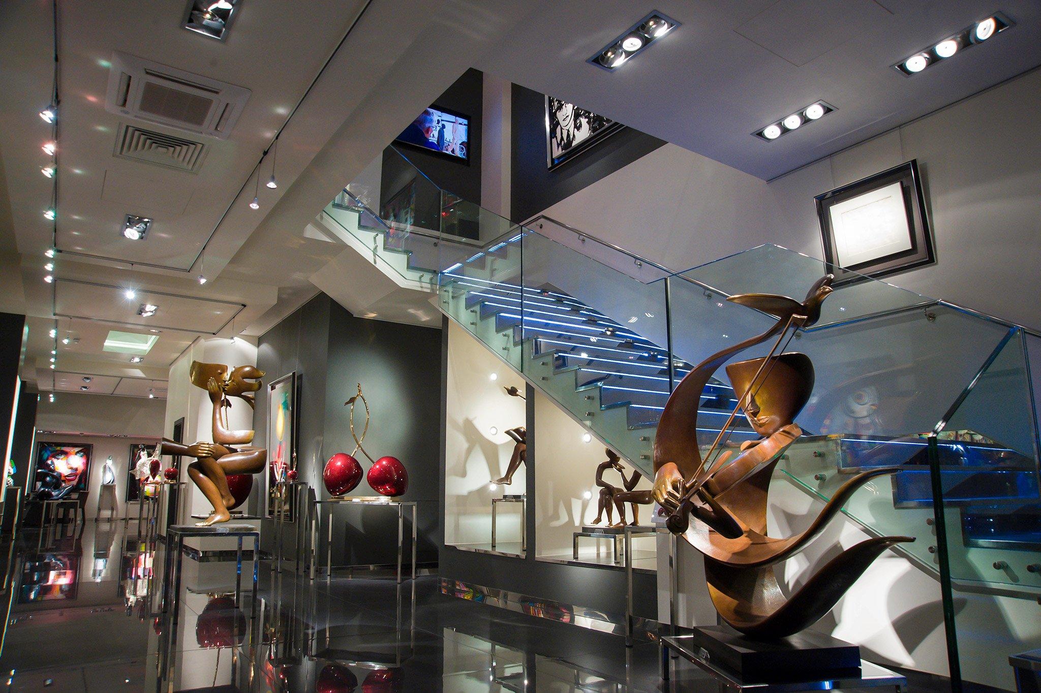 Galeries Bartoux Strata Construction Group Ltd