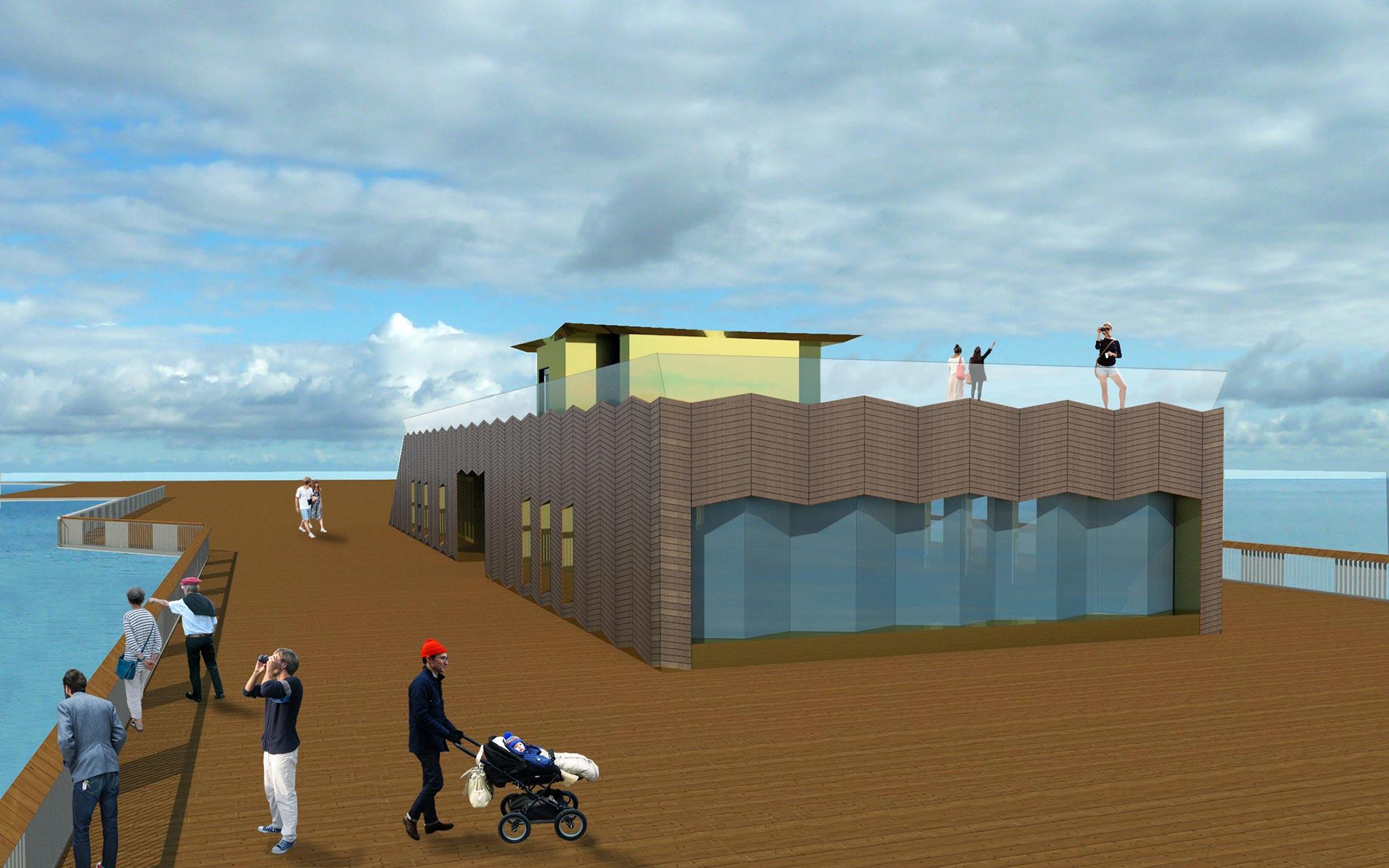 Hastings Pier Strata Construction Group Ltd